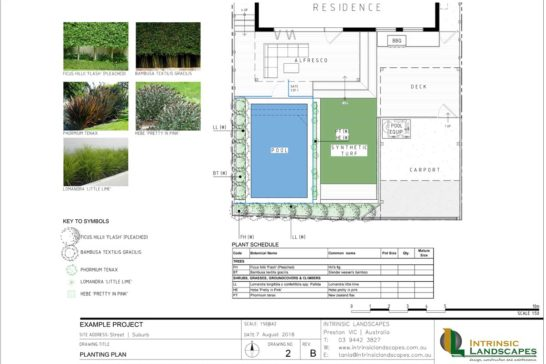 2 Example Planting Plan (1 50@a2)